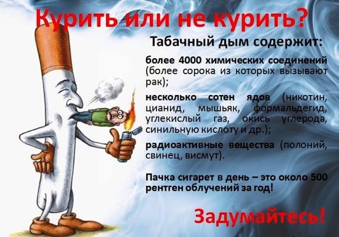 Курение - выбор каждого