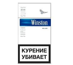 Сигареты винстон виды и описание тонкие