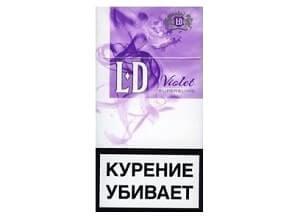 Сигареты лд с фиолетовой кнопкой