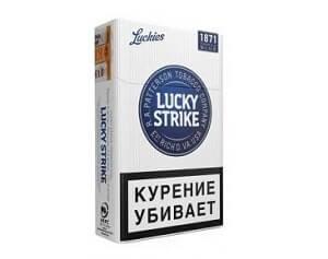 Сигареты lucaky strike