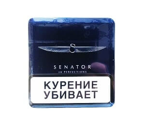 Сигареты Сенатор