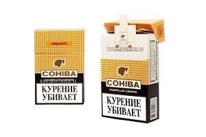 Сигареты Cohiba