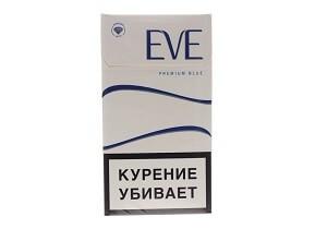Eve blue сигареты купить доход от акцизов на табачные изделия