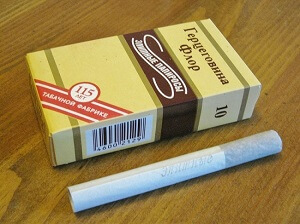 Сигареты Герцеговина Флор