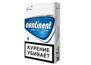 Сигареты Континент