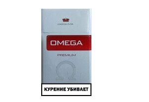 Сигареты Omega