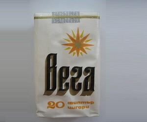 Сигареты Вега