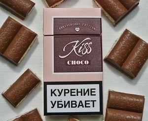 Сигареты kiss choco купить сигареты оптом от 1 блока спб