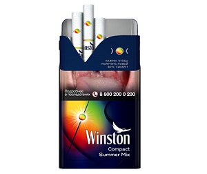 Винстон Summer Микс